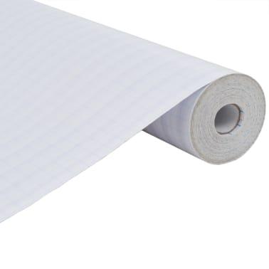 vidaXL Benzi de folie autocolantă mată pentru fereastră 0,9 x 20 m[3/8]