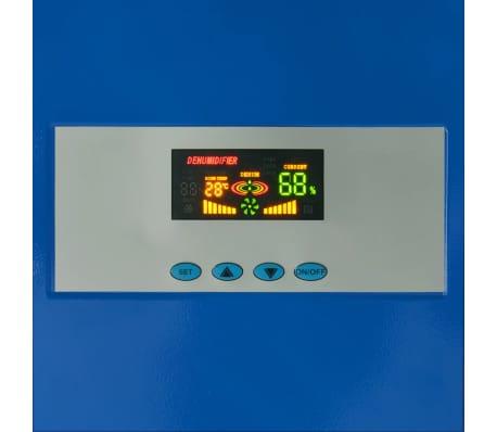 vidaXL Dehumidifier with Hot Gas Defrosting System 13.2 gal/24 h 860 W[8/10]