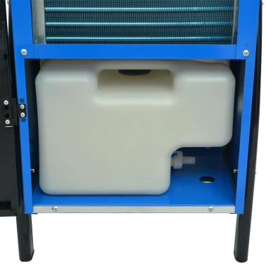 vidaXL Dehumidifier with Hot Gas Defrosting System 13.2 gal/24 h 860 W[9/10]