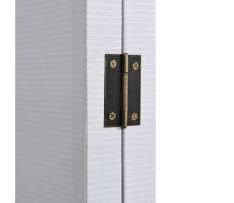 vidaXL Kamerscherm New York bij daglicht 228x170 cm zwart en wit[3/5]