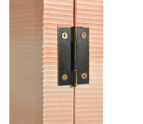 vidaXL Cloison de séparation pliable 120x180 cm Paris la nuit[3/5]