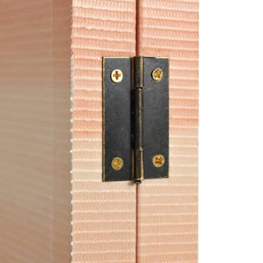 vidaXL Biombo divisor plegable 120x170 cm París de noche[3/5]