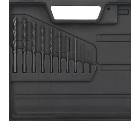 """vidaXL Pneumatisk borrmaskin kit 15 delar 3/8""""[4/6]"""