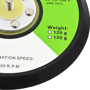 vidaXL Disques abrasifs 3 pcs 150 mm[5/6]