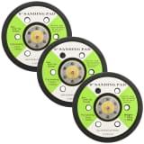 vidaXL Disques abrasifs avec 6 trous 3 pcs 15 cm
