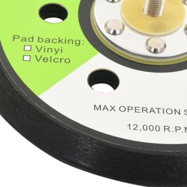 vidaXL Disques abrasifs avec 6 trous 3 pcs 15 cm[4/6]