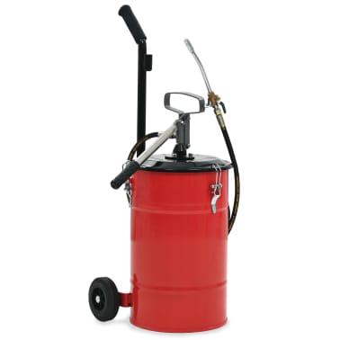 vidaXL Hand-Operated Grease Pump 12 L[1/6]