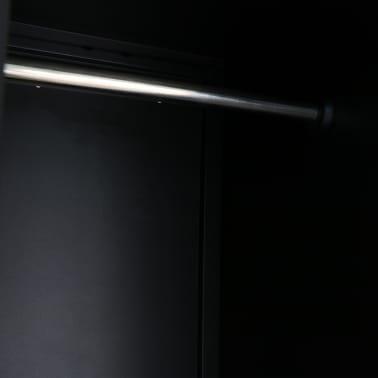 Multi Opbergkast Premium Xl.Vidaxl Lockerkast Industriele Stijl 90x45x180 Cm Metaal