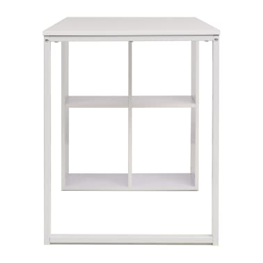 vidaXL Writing Desk 120x60x75 cm White[5/7]