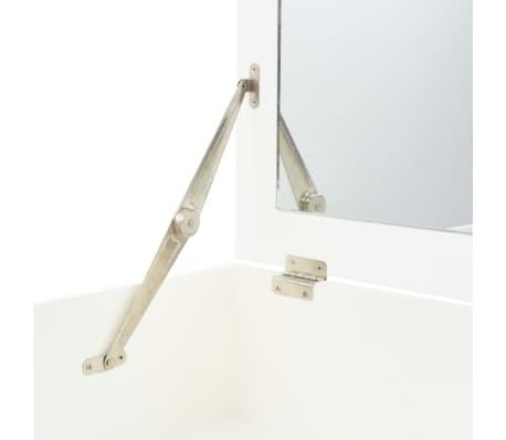 vidaXL Schminktisch mit Spiegel MDF 60 x 50 x 86 cm[13/16]