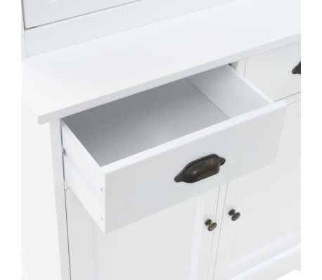 vidaXL Kredens 4-drzwiowy, MDF i drewno sosnowe, 80x40x180 cm[6/10]