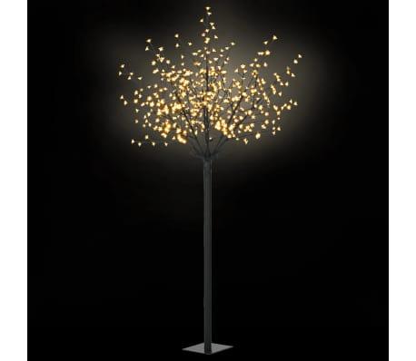 vidaxl led bloesemboom voor binnen en buiten ip44 250 cm warm wit1
