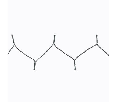 32c97610506 vidaXL Tira luces 180 LED árbol navidad interior y exterior IP44 180cm 3 4