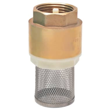 vidaXL Suction Hose with Brass Connectors 3 m 25 mm Green[7/7]