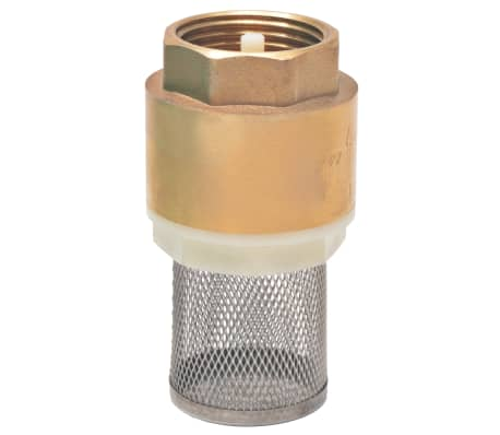 vidaXL Suction Hose with Brass Connectors 4 m 25 mm Green[7/7]