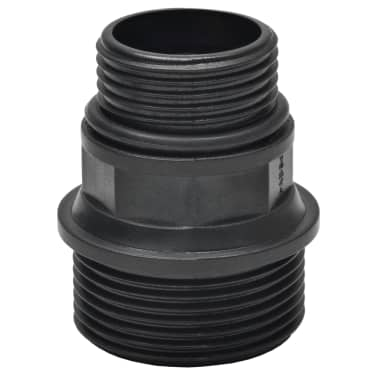 vidaXL Suction Hose with Connectors 7 m 22 mm Green[5/6]