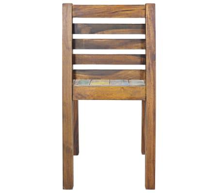 b255fe981270 vidaXL Jedálenské stoličky 4 ks recyklované drevo z lodí 45x45x85 cm 5 12
