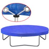 vidaXL Housse de trampoline PE 300 cm 90 g/m²
