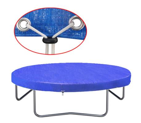 vidaXL batuudikate  PE 360–367 cm 90 g/m²