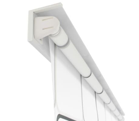 vidaXL Dušo roletas, 120x240 cm, kvadratų raštas[3/6]