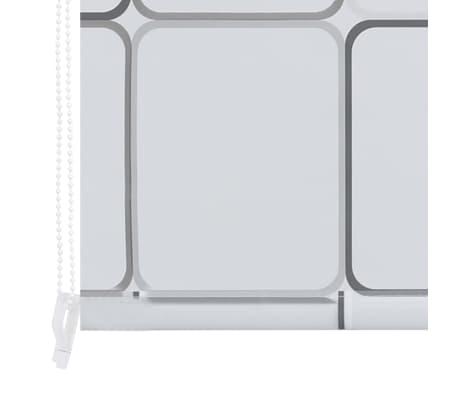 vidaXL Store roulant de douche 160 x 240 cm Carré[6/6]