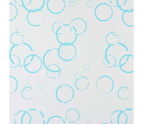 vidaXL Shower Roller Blind 140x240 cm Bubble[6/6]