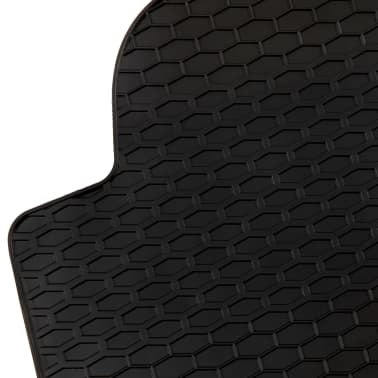 vidaXL Automattenset voor Seat Alhambra Sharan rubber 4-delig[3/6]