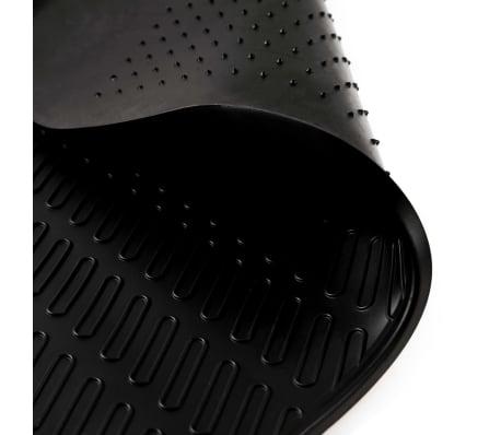 vidaXL Bilmattor set gummi 4 delar för Audi A6 (C6)[4/6]