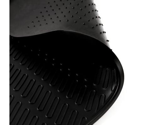vidaXL Zestaw 4 gumowych dywaników samochodowych do BMW Serii 3 i 4[4/6]