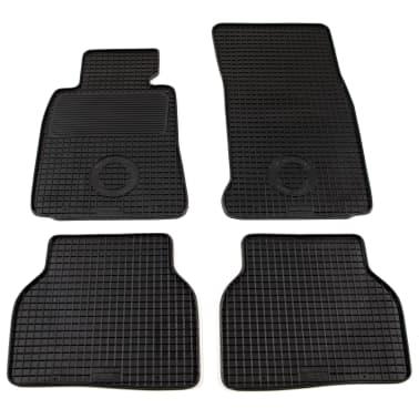 vidaXL tilpasset bilmåttesæt i 4 dele gummi BMW 5-serie (E39)[1/6]