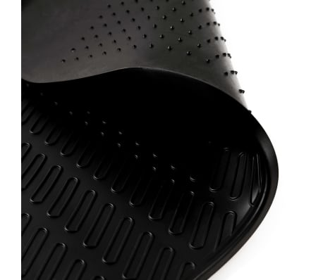 vidaXL Skreddersydd bilmattesett 4 deler gummi BMW 5-serien (E39)[4/6]