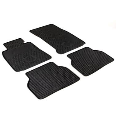 vidaXL tilpasset bilmåttesæt i 4 dele gummi BMW 5-serie (E39)[2/6]