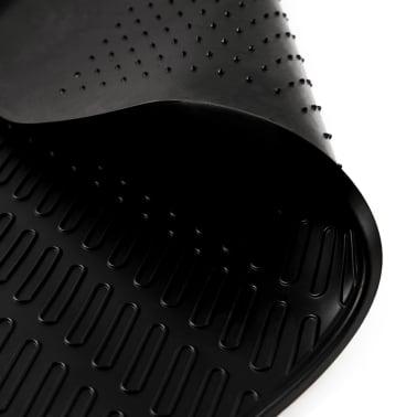vidaXL Automattenset voor BMW 5 Series (E60) rubber 4-delig[4/6]