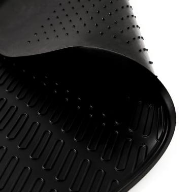 vidaXL 4 Piece Tailored Car Mat Set Rubber Opel Meriva[4/6]