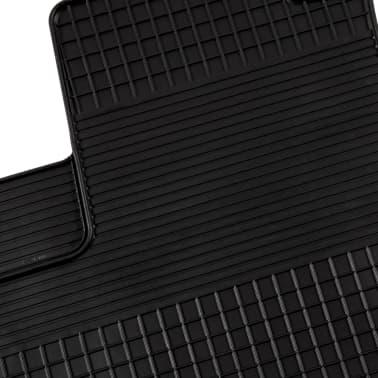 vidaXL 4 darabos Ford Focus C-MAX/Grand C-MAX gumi autószőnyeg-készlet[3/6]