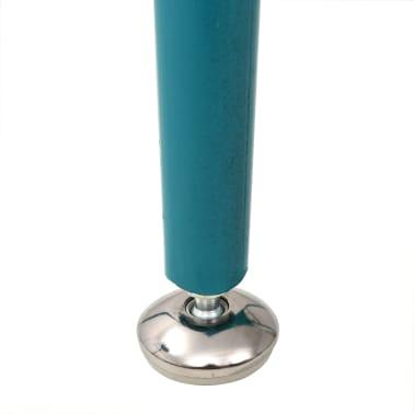 vidaXL Rašomasis stalas su stalčiumi, 90x50x76,5cm, vintaž. žalia sp.[8/9]