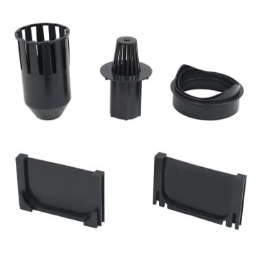 vidaXL Canales de drenaje 12 unidades plástico 12 m[5/5]