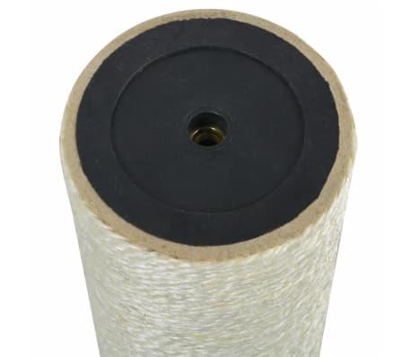 vidaXL Mačji praskalnik 8x15 cm 8 mm bež[2/2]