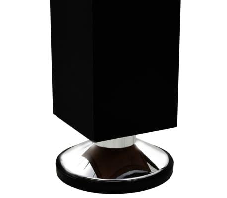 vidaXL Table de football Acier 60 kg 140 x 74,5 x 87,5 cm Noir[11/11]