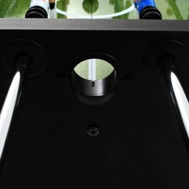 vidaXL Stalo futbolo stalas, plienas, 60 kg, 140x74,5x87,5cm, juodas[9/11]
