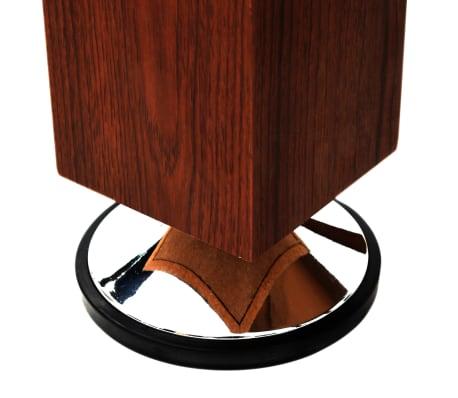 vidaXL Stalo futbolo stalas, plienas, 60 kg, 140x74,5x87,5cm, rudas[11/11]