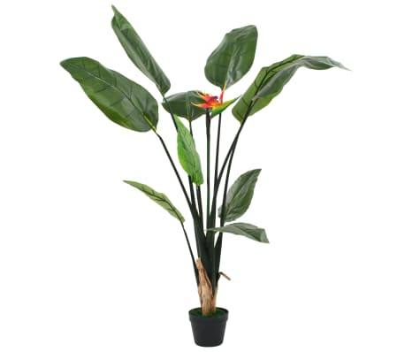 acheter vidaxl plante artificielle strelitzia reginae oiseau de paradis 155 cm pas cher. Black Bedroom Furniture Sets. Home Design Ideas
