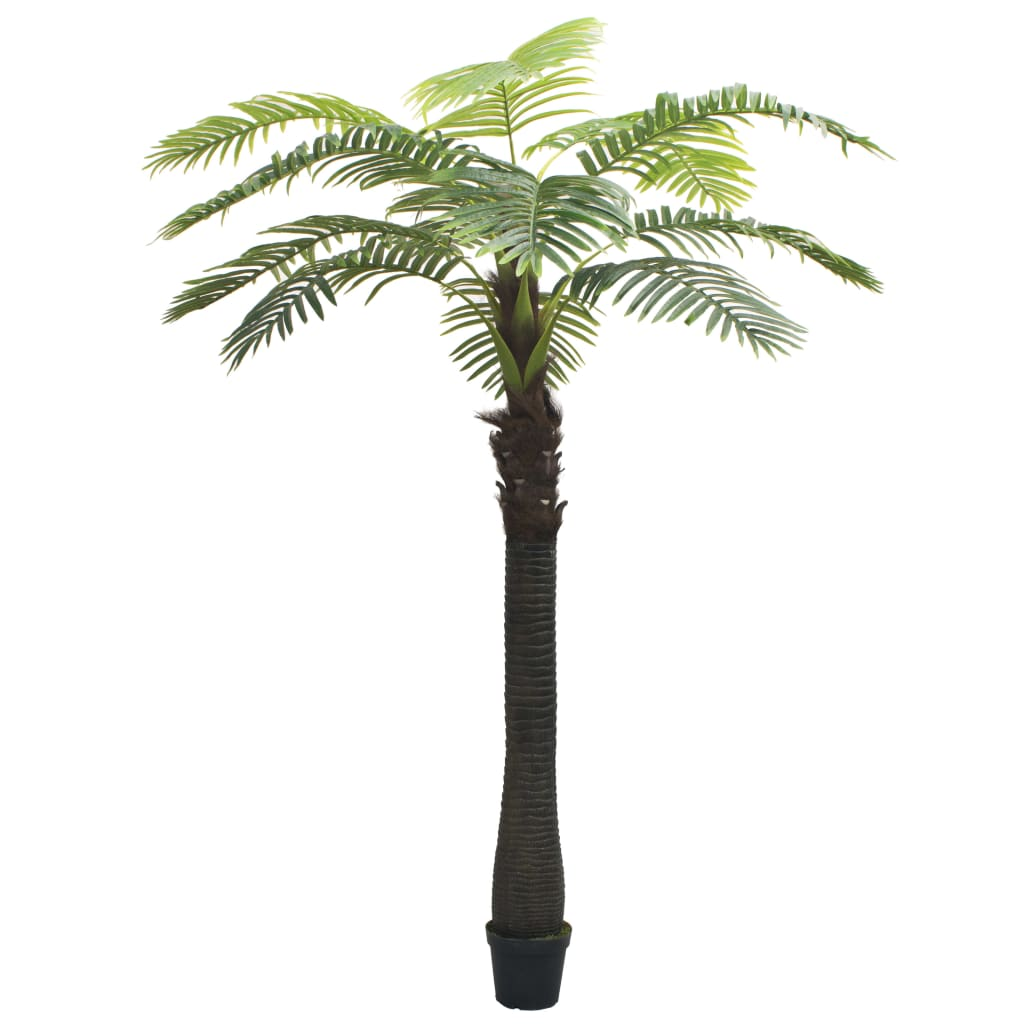 vidaXL Palmier artificial cu ghiveci, 310 cm, verde imagine vidaxl.ro