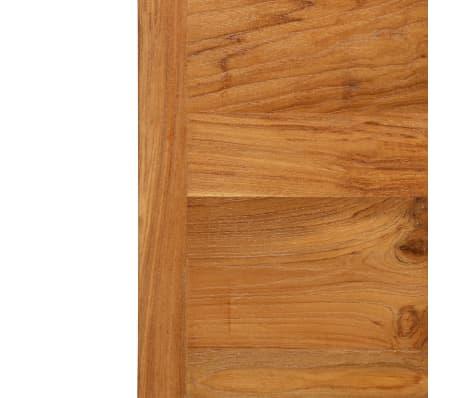 vidaXL Bar Table Solid Reclaimed Teak 120x58x106 cm[7/13]