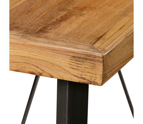 vidaXL Barový stůl z masivního recyklovaného teaku 150 x 70 x 106 cm[10/17]