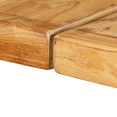 vidaXL Barový stůl z masivního recyklovaného teaku 150 x 70 x 106 cm[9/17]