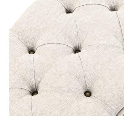 vidaXL Suoliukas-daiktadėžė, masyvi mediena ir MDF, 120x40x50 cm[6/11]
