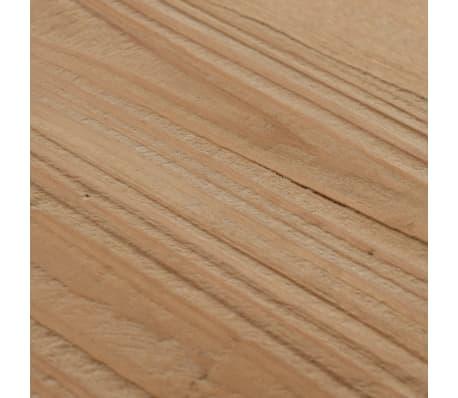 vidaXL Szafka z szufladami, lite drewno jodłowe, 80 x 36 x 75 cm[9/10]