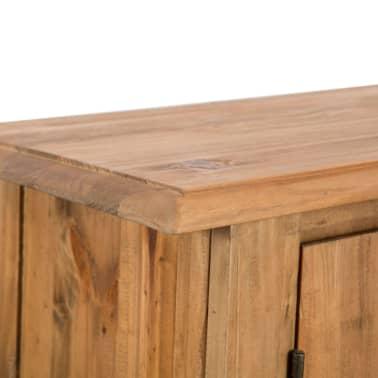 vidaXL Wastafelkast 70x32x63cm gerecycled massief grenenhout[7/9]
