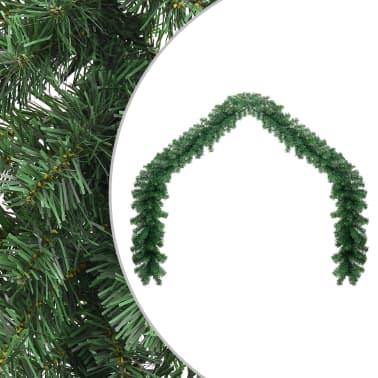 vidaXL Vánoční girlanda PVC 5 m[1/6]
